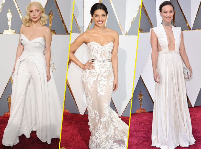 Photos : Oscars 2016 : Lady Gaga, Priyanka Chopra, Olivia Wilde... Les plus beaux looks de la cérémonie