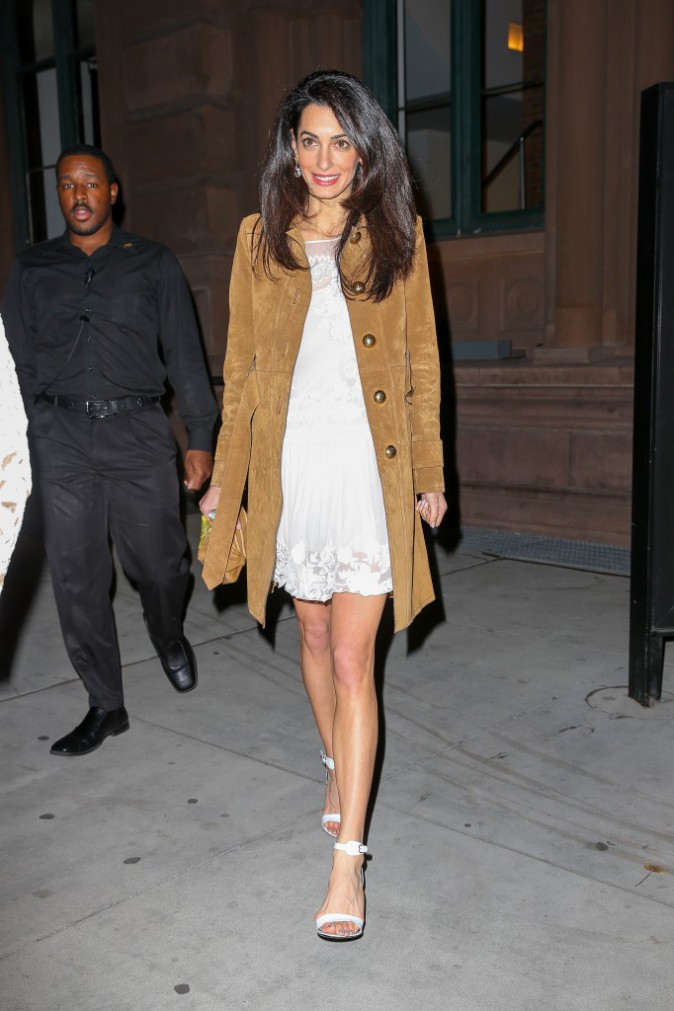 Palme Fashion : Amal Alamuddin-Clooney