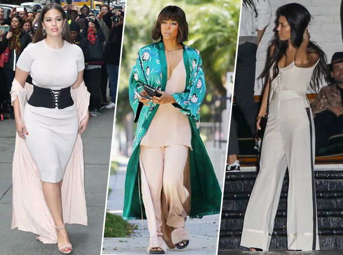 Palme Fashion : Ashley Graham, Kelly Rowland, Kourtney Kardashian... Qui a été la plus stylée cette semaine ?