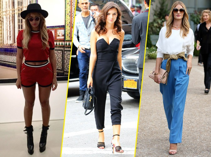 Photos : Palme Fashion : Beyoncé, Emily Ratajowski, Rosie Huntington-Whiteley… Qui a été la plus stylée de la semaine ?