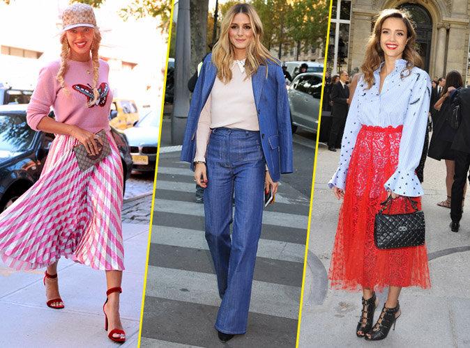 Photos : Palme Fashion : Beyoncé, Olivia Palermo, Jessica Alba... Qui a été la plus stylée de la semaine ?