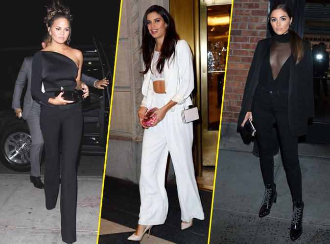 Photos : Palme Fashion : Chrissy Teigen, Sara Sampaio, Olivia Culpo... Qui a été la plus stylée de la semaine ?