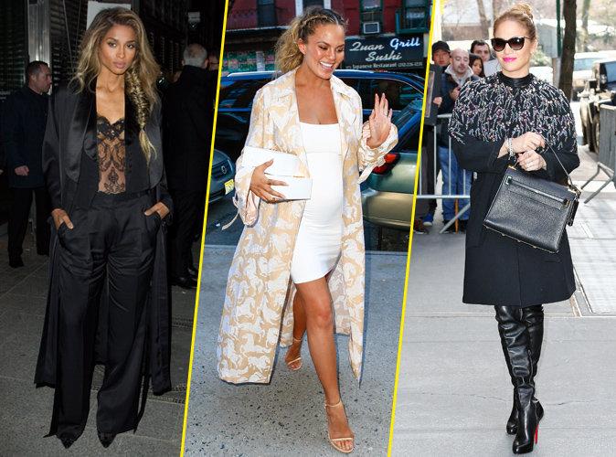 Photos : Palme Fashion : Ciara, Chrissy Teigen, Jennifer Lopez... Qui a été la plus stylée de la semaine ?
