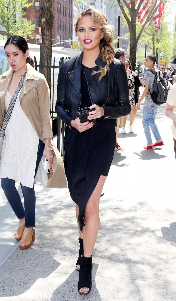 Palme Fashion : Chrissy Teigen