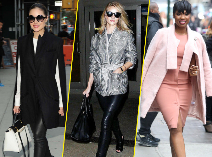 Photos : Palme Fashion : Olivia Culpo, Rosie Huntington-Whiteley, Jennifer Hudson ... Qui a été la plus stylée de la semaine ?