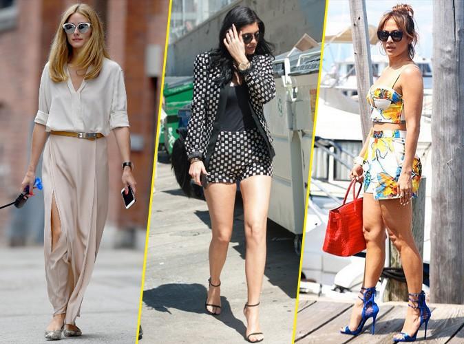 Photos : Palme Fashion : Olivia Palermo, Kylie Jenner, Jennifer Lopez... Qui a été la plus stylée de la semaine ?