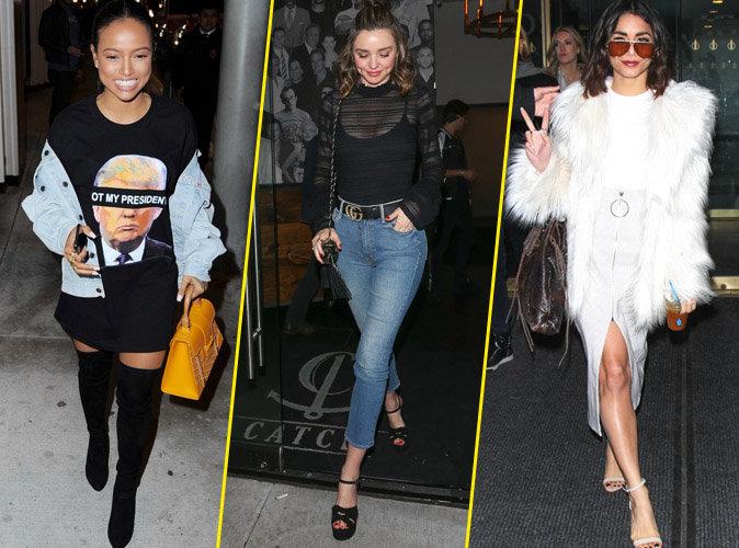 Palme Fashion : Karrueche Tran, Miranda Kerr, Vanessa Hudgens... Qui a été la plus stylée de la semaine ?