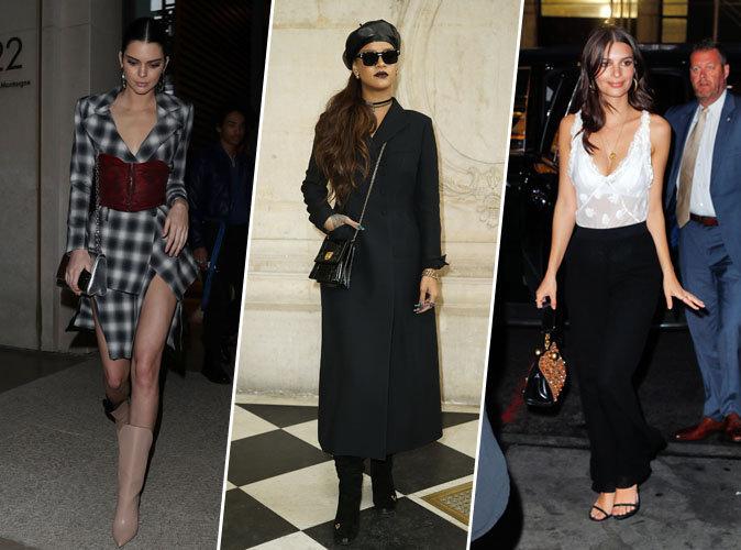 Palme Fashion : Kendall Jenner, Rihanna, Emily Ratajkowski... Qui a été la plus stylée cette semaine ?
