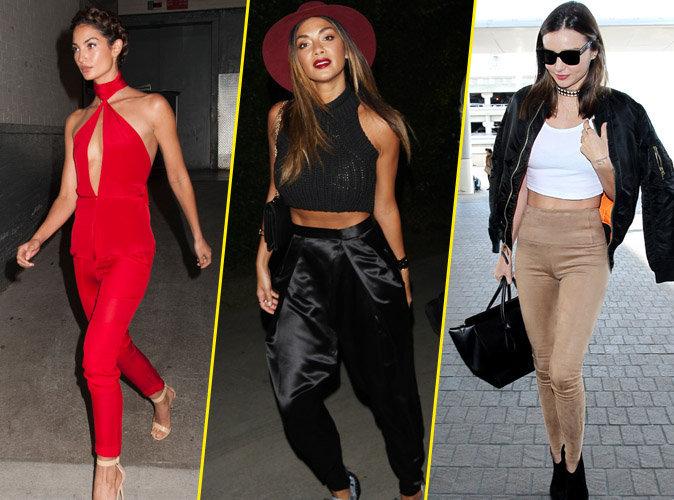 Photos : Palme Fashion : Lily Aldridge, Nicole Scherzingrer, Miranda Kerr ... Qui a été la plus stylée de la semaine ?
