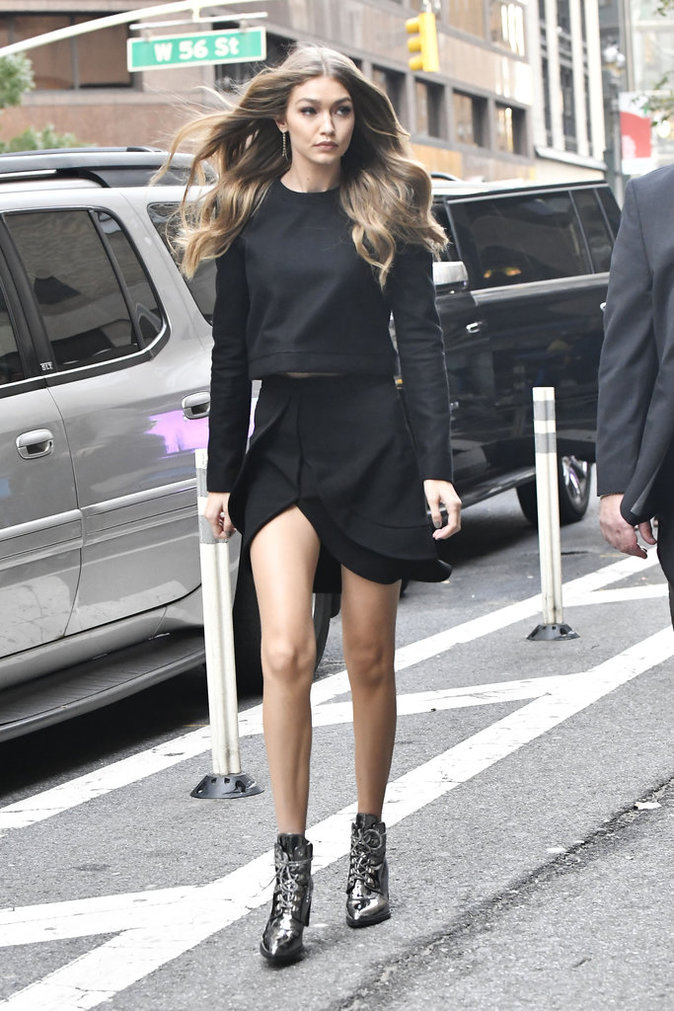 Gigi Hadid : C'est un humain d'être si glamour dans la rue ?