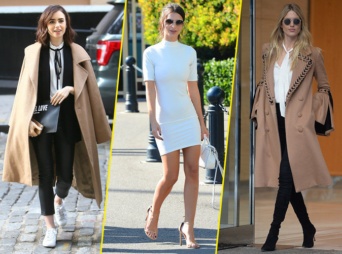Photos : Palme Fashion : Lily Collins, Emily Ratajkowski, Martha Hunt, qui a été la plus stylée cette semaine ?