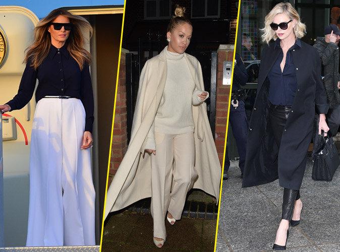 Palme Fashion : Melania Trump, Rita Ora, Charlize Theron... Qui a été la plus stylée de la semaine ?