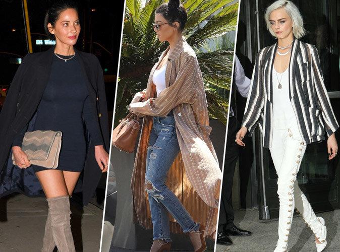 Palme Fashion : Olivia Munn, Kourtney Kardashian, Cara Delevingne... Qui a été la plus stylée cette semaine ?