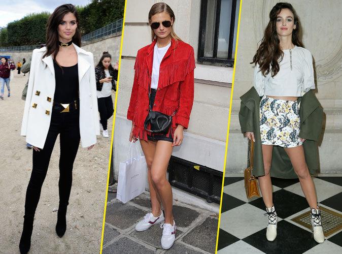 Photos : Palme Fashion : Sara Sampaio, Constance Jablonski, Charlotte Le Bon... Qui a été la plus stylée de la semaine ?