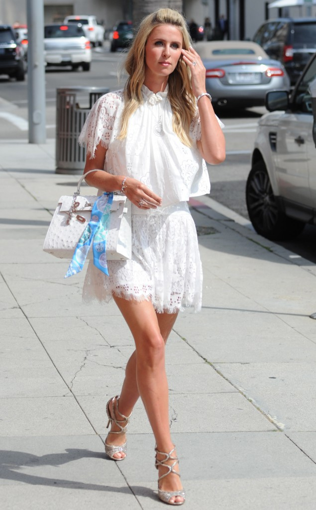 Palme Fashion : Nicky Hilton