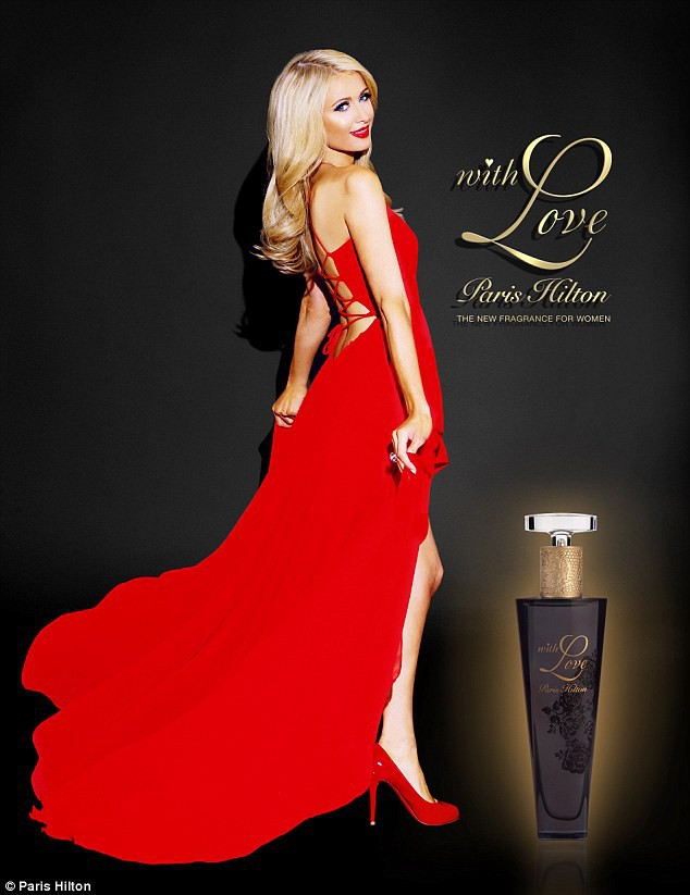 With Love by Paris Hilton