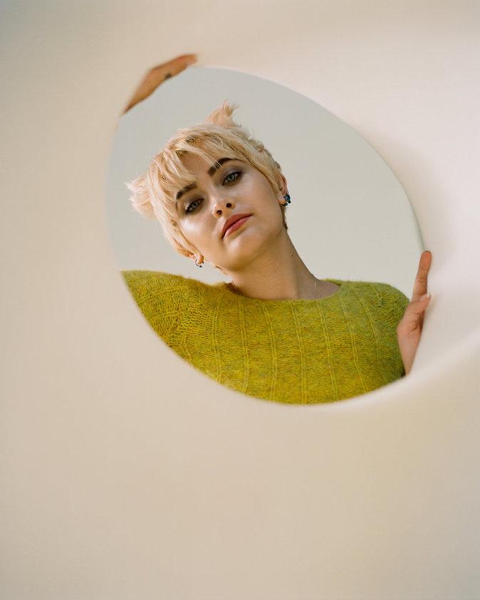 Photos : Paris Jackson fait ses premiers pas de mannequin pour Dull Magazine !