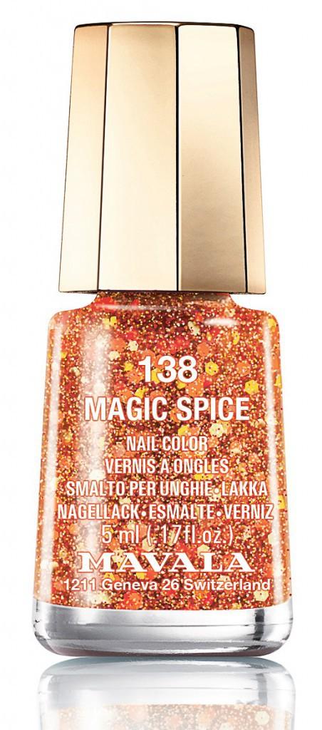 Gold : Magic Spice, Mavala 5,15 €