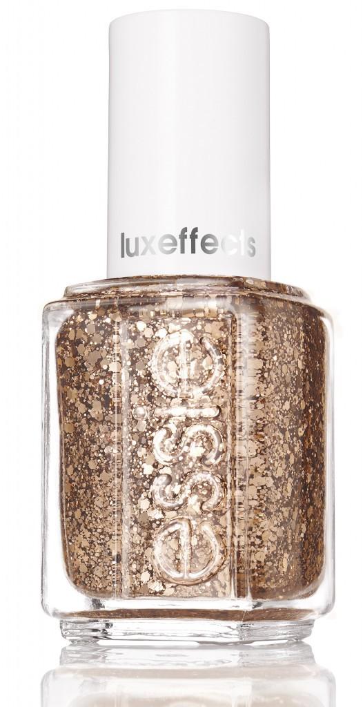 Gold : Summit of style, Luxeffects, Essie 11,90 €