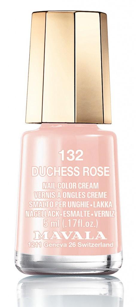 Nude : Duchess Rose, Mavala 5,15 €
