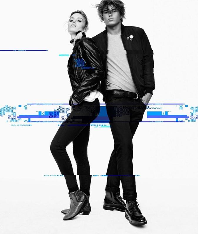 Photos : Pepe Jeans met en scène la fille de Mick Jagger dans sa nouvelle campagne !