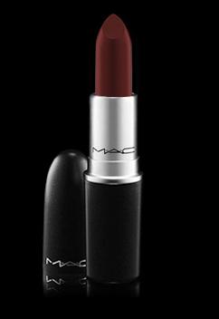 Rouges à lèvres MAC : couleurs : Sin