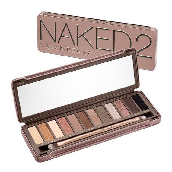 Urban Decay : palette Naked2