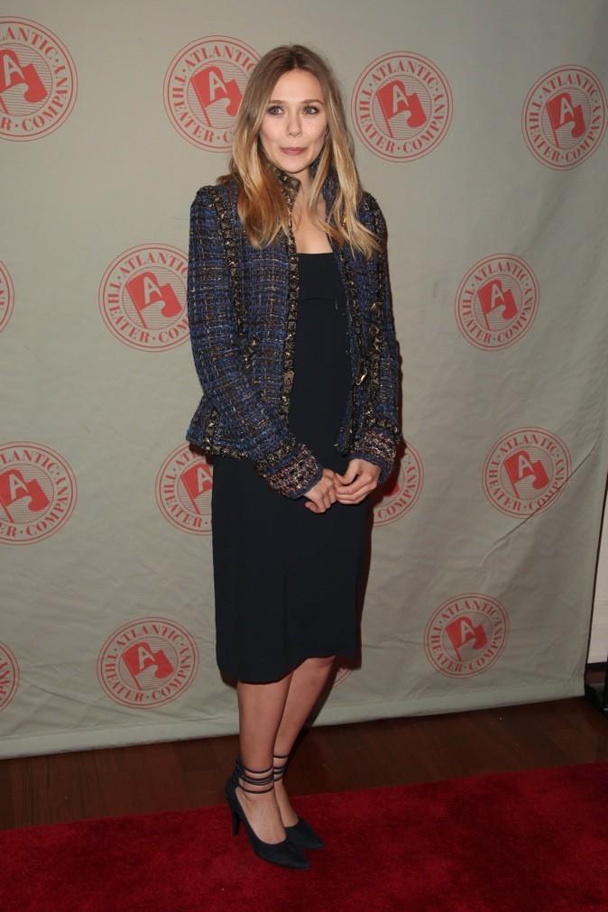 Elizabeth Olsen : actrice !