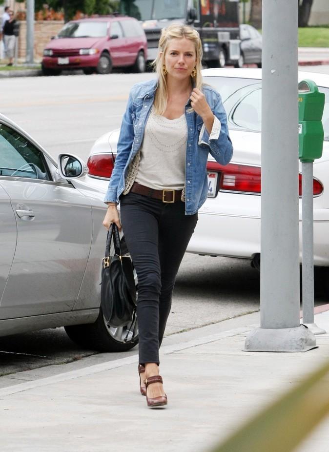 Sienna Miller !