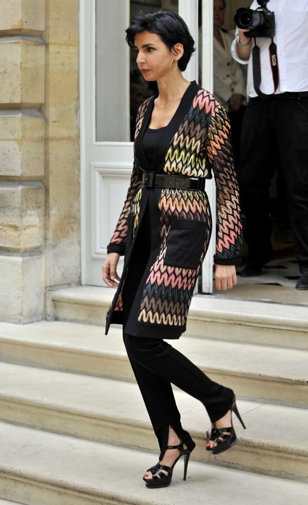 05/11/2009 : Rachida Dati quitte le Gouvernement, Michele Alliot-marie devient la nouvelle ministre de la Justice