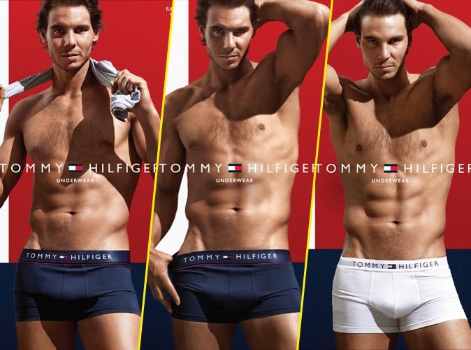 Photos : Rafael Nadal : hot et sexy, il est nommé nouvel ambassadeur Tommy Hilfiger !