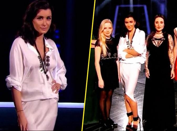 Jenifer en robe Haider Ackermann et accessoires Saint Laurent