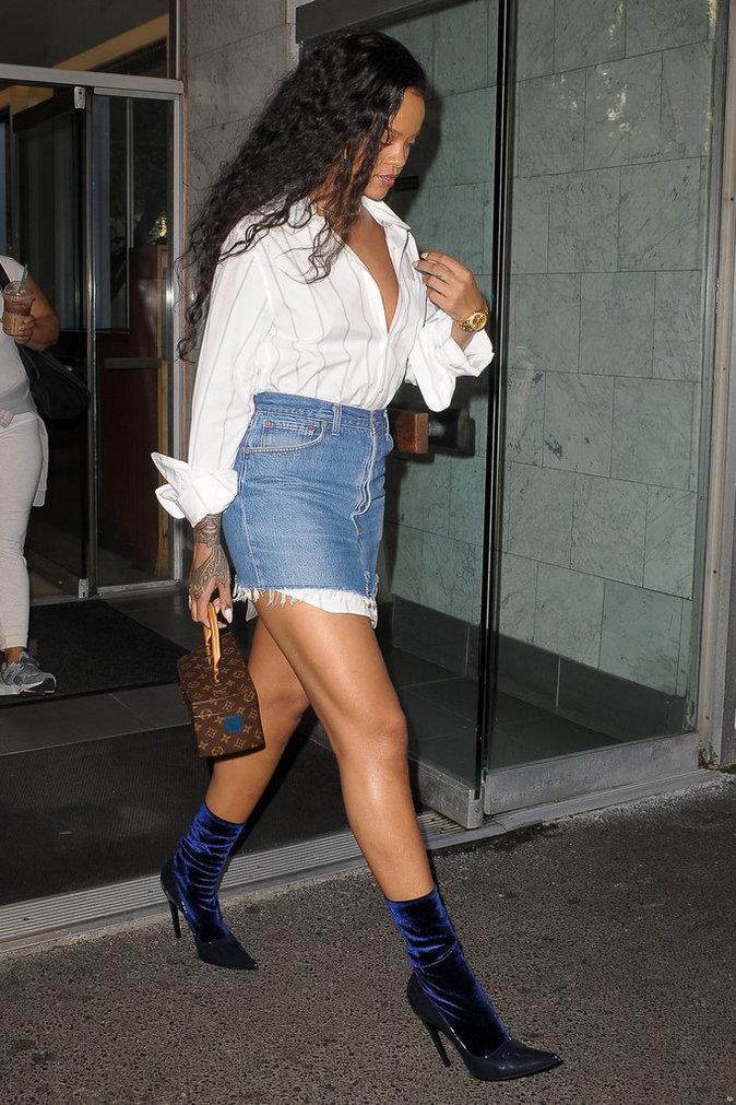 Photos : Rihanna : découvrez sa nouvelle collab' aux inspirations japonaises !