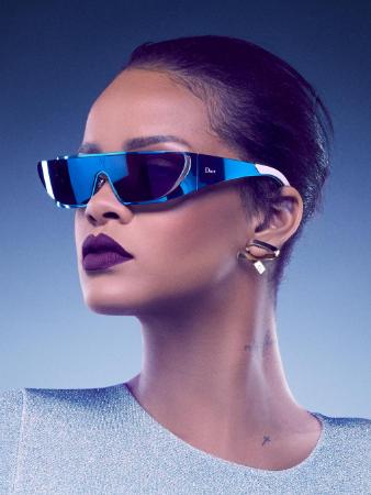 Rihanna collabore avec Dior pour la nouvelle collection eyewear