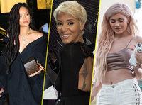 Photos : Rihanna, Shy'm, Kylie Jenner : ces célébrités qui ont changé de tête en 2016 !
