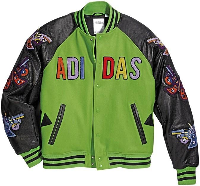 Teddy Multicolore Adidas, 2400€