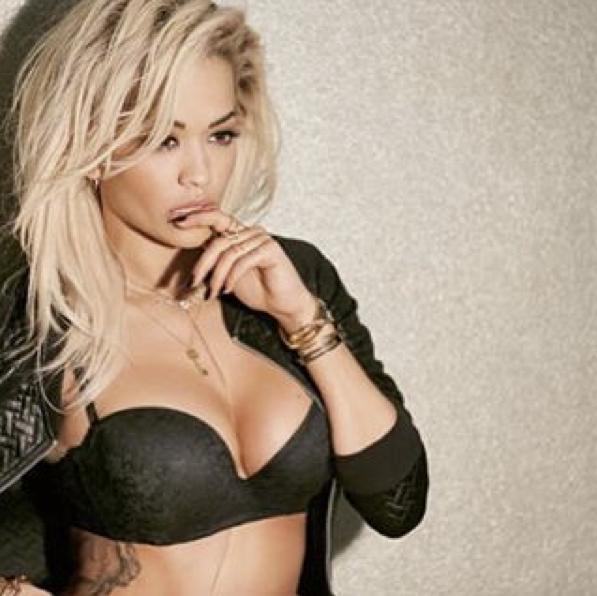 Rita Ora pour Tezenis