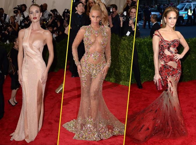 Photos : Met Gala 2015 : Rosie, Beyoncé, Jlo... Retour sur tous les plus beaux looks !