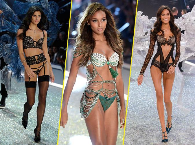 Photos : Sara Sampaio, Jasmine Tookes, Cindy Bruna : Les plus beaux passages des anges au Victoria's Secret Fashion Show 2016 !