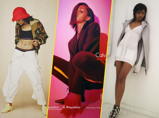 Photos : Selah Marley : zoom sur la petite fille de Bob Marley et la fille de Lauryn Hill