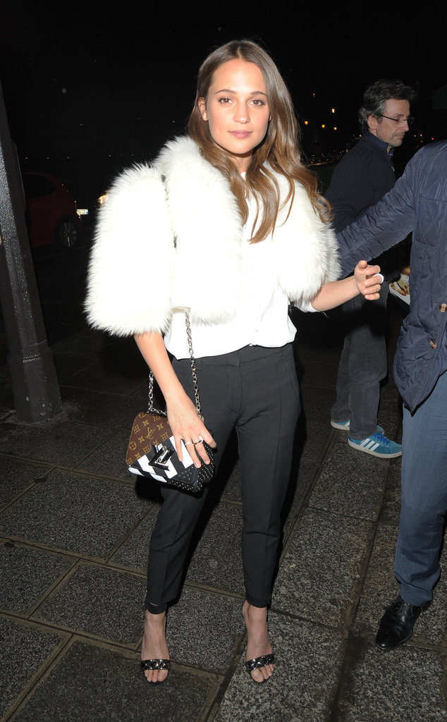 Photos : Selena Gomez et Alicia Vikander : oiseaux de nuit à l'after-show Vuitton !