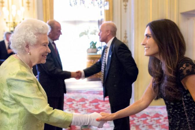 Photos : Séraphine, quand une marque française est primée par la Reine d'Angleterre !