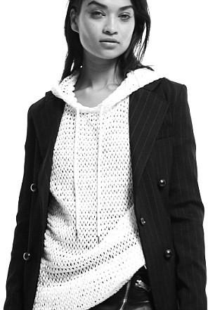 Shanina Shaik nouveau visage de Tony Bianco