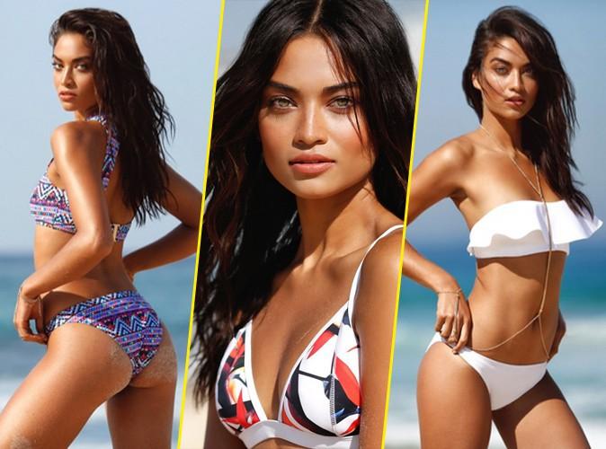 Photos : Shanina Shaik : plus jamais que sexy pour la campagne Kookaï !