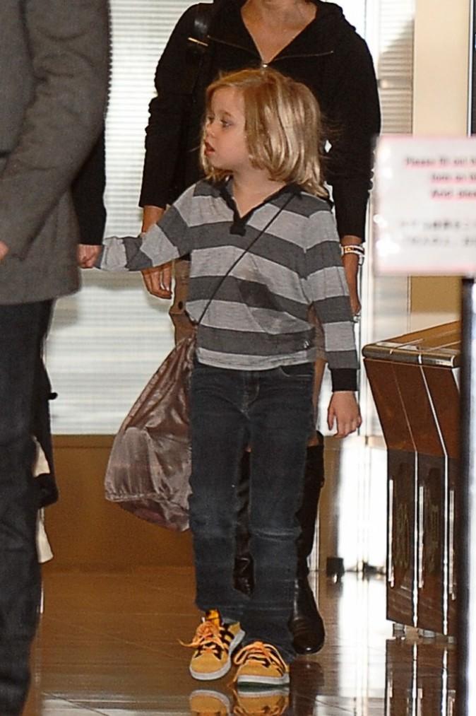 """Shiloh Jolie-Pitt: """" Dis, maman, pourquoi je suis pas un garçon ?"""""""