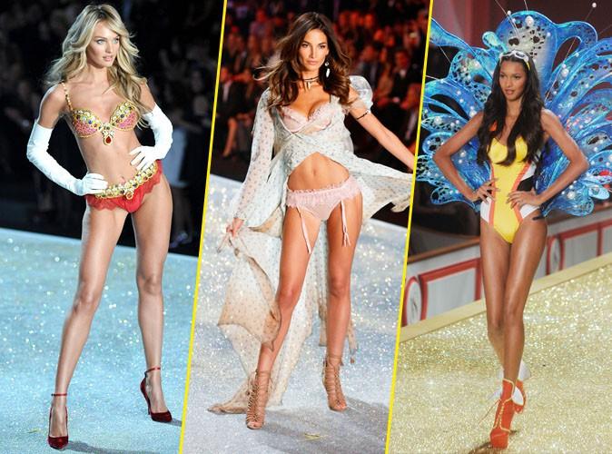 Photos : Show Victoria's Secret : découvrez les mannequins qui défileront à Londres !