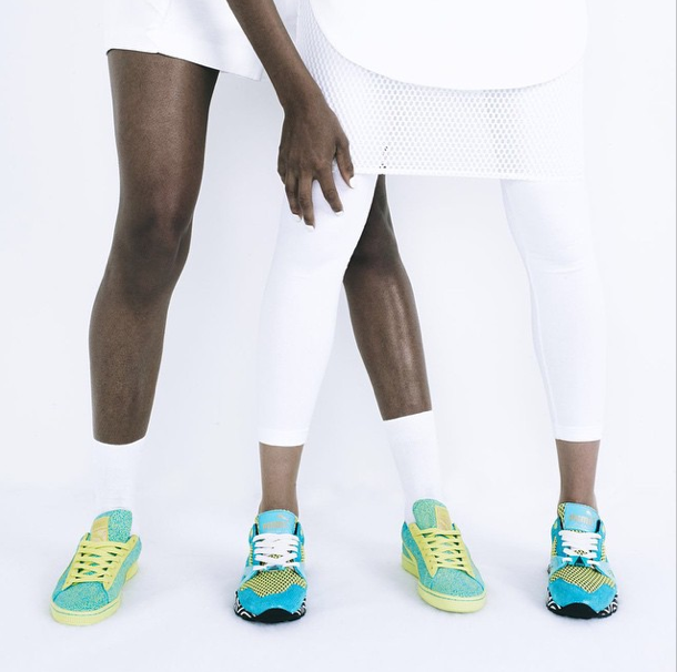 Photos : Solange Knowles : une collaboration street et pop avec Puma !