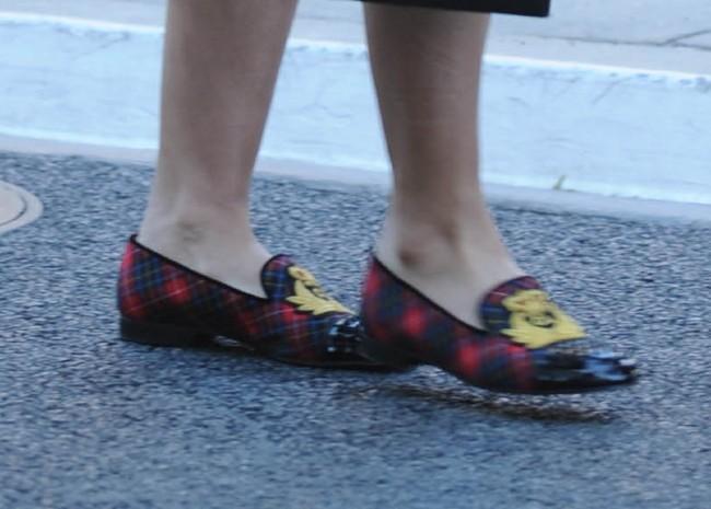 Sympa, les chaussures !