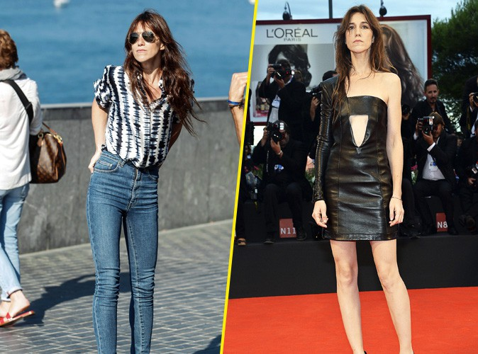 Photos : Spécial Look : Rock'n roll comme Charlotte !