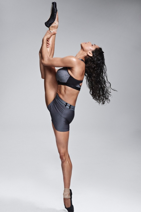 Misty Copeland pour Under Armour